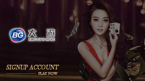 big gaming casino