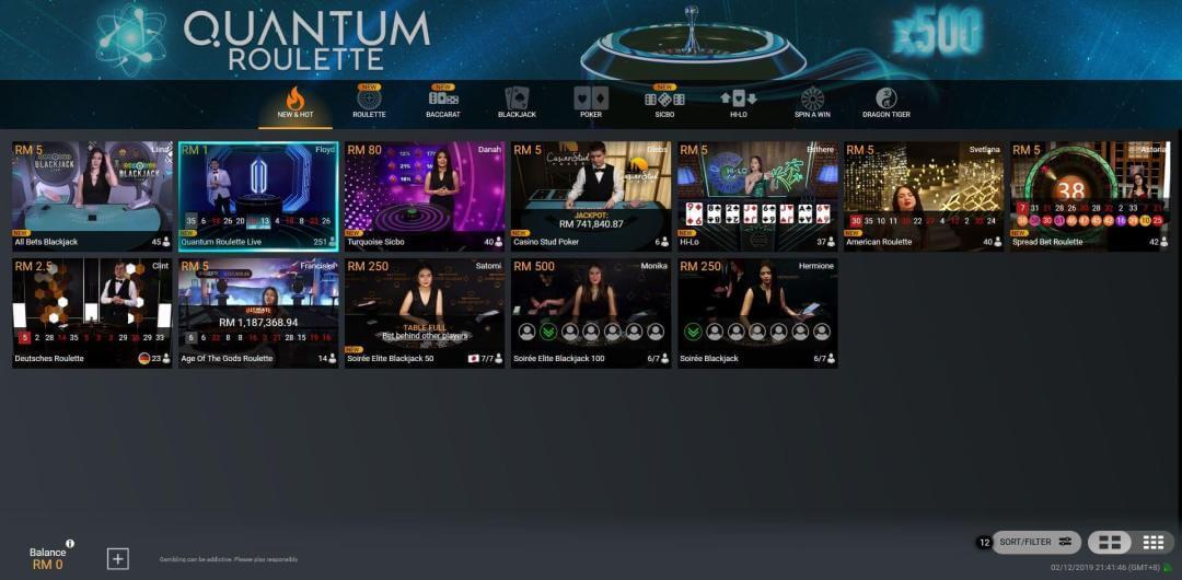 playtech casino