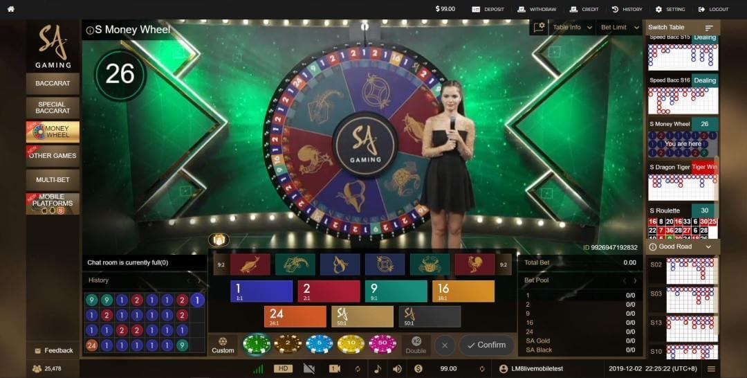 sa gamging online play